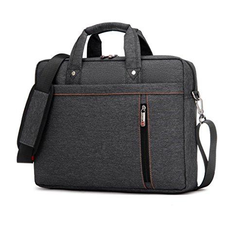 [해외]13 인치 큰 크기 나일론 컴퓨터 노트북 솔리드 노트북 태블릿 가방 가방 케이스 내구성 블랙 색상/13 Inch big size Nylon Computer Laptop Solid Notebook Tablet Bag Bags Case Durable Black Color