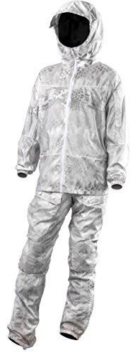 Kryptek Men's Overwhite Boxed Set, Yeti, Medium/Large