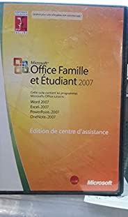 Fr Office Home and Student 2007 Canada Only CD Retail Tech Sku (vf)