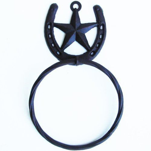 LL Home 12878 Spur Towel Ring 50%OFF