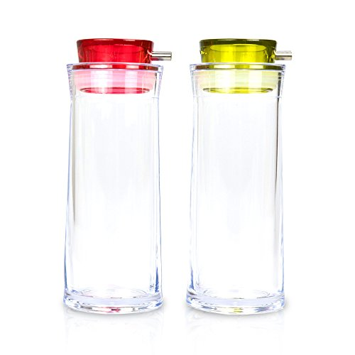 plastic soy sauce container - 1