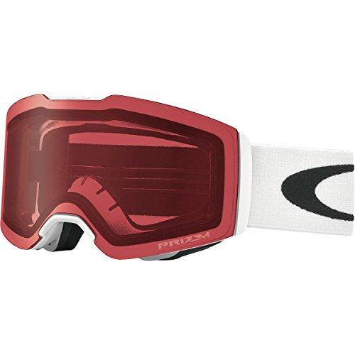 Oakley Fall Line Snow Goggles, Matte White Frame, Prizm Rose Lens, - Prizm Rose Oakley