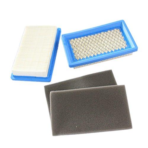 HURI 2 Air Filter Pre Filter for Honda SX Series Harmony 215 HRM215 17211-ZG9-M00 17218-AG9-M00