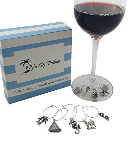 The 8 best wine glass charms