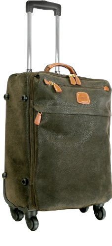 - Bric's Life Collection Carry On Trolley (One Size, Olive)