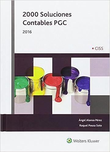Como Descargar Torrent 2000 Soluciones Contables Pgc 2016 PDF Web