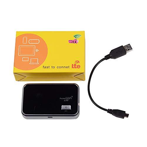 Excellent Portable 4G WiFi 3g-2100/1700 4g-1700MHz Wireless Router SIM Card Slot Unlocked Mobile Broadband Hotspot