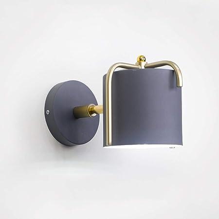ZA Lado de la cama pared de lectura accesorio de la lámpara ...