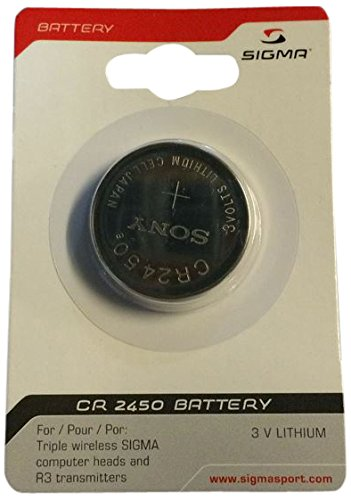 Sigma 2450 Lithium Ion Battery