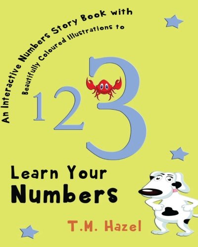 Children's Books: NUMBERS BOOK (Colourful Number Counting Book for 3-5 year old): NUMBERS BOOK FOR KIDS, AGES 3-5 (Volume 3)