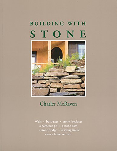 Building Outdoor Fireplace - Building with Stone