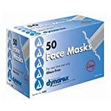 MASK SURGICAL TIE ON 2205 BOX/50 EACH
