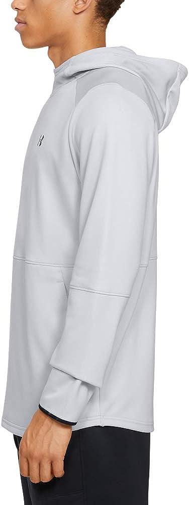 komfortabler Kapuzenpullover mit K/ängurutasche Under Armour Herren UA MK1 Warmup PO Hood leichter Sport Hoodie mit uneingeschr/änkter Bewegungsfreiheit