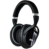 LyxPro HBNC-20 Noise Cancelling Bluetooth Headphones Wireless Comfort-Fit Headset w/ Over Ear Cushioning, Built-In Microphone, Volume Control, Noise-Cancelling Button & Micro USB Charging Cable