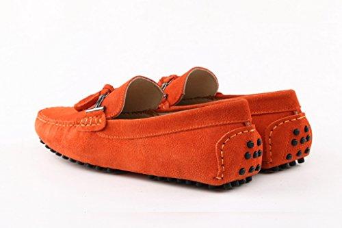 Minitoo , Sandales homme - Orange - Arancione (arancione), 40 EU