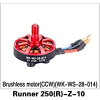 Brushless motor(CCW )(WK-WS-28-014)(WK-WS-28-014) for Walkera Runner 250 FPV Quadcopter Parts Advance Spare Parts 250(R)-Z-10