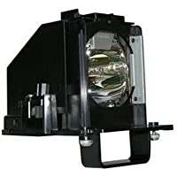 WD-60C10 Mitsubishi DLP TV Lamp Replacement. Lamp Assembly with High Quality Osram Neolux Bulb Inside.