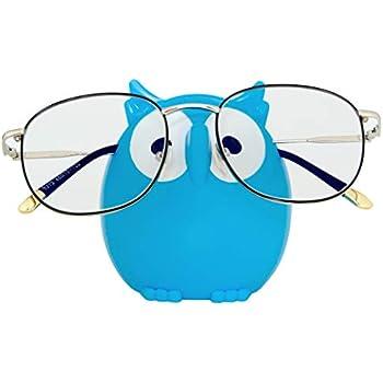 Owl Sunglasses Eyeglasses Holder Stand Display Smartphone Holder 6 color choices