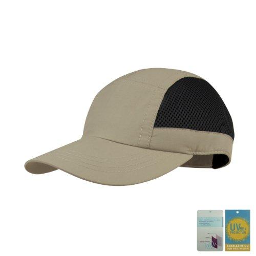 Juniper Casual Outdoor Cap, One Size, White/White