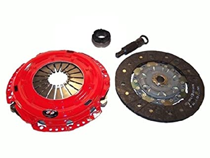 South Bend Clutch KF772-HD Stage 1 HD Clutch Kit - Audi 200 Turbo FWD
