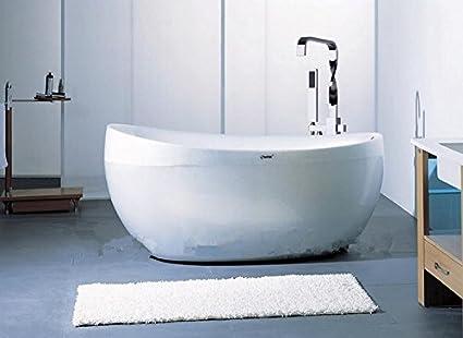 Rubinetteria Vasca Da Bagno Freestanding : Arredare il bagno con una vasca da bagno freestanding grazia