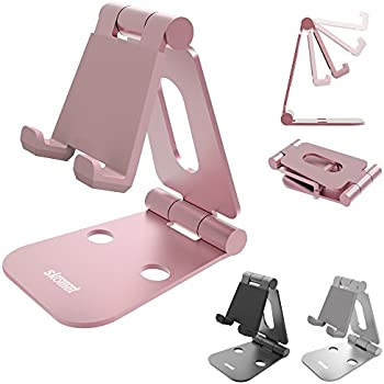 Amazon Com Skomet Foldable Aluminum Phone And Stand