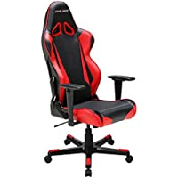 DXRacer OH/RB1/NR Black & Red Racing Series Gaming Chair