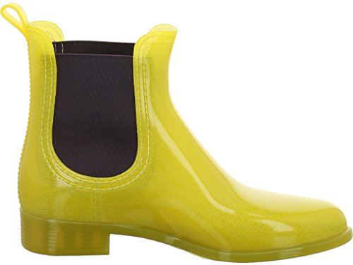 Lemon Jelly Women's Pisa Chelsea Boots, Metal Grau Yellow