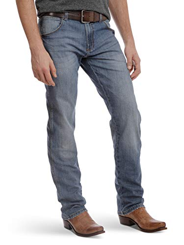 Wrangler Men's Retro Premium Slim Fit Straight