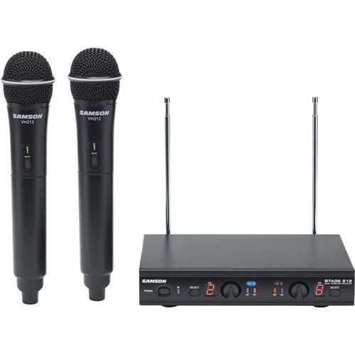 Samson SWS212HH-E Channel Monitor Speaker & Subwoofer Part, (600 Watt 12' Subwoofer Bass)