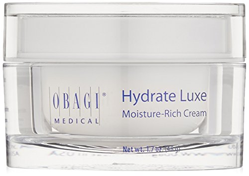 Obagi Hydrate Luxe Moisture-Rich Cream, 1.7 oz (Best Cleanser Toner And Moisturiser)