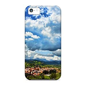 Premium Protection Kalavryta In Western Greece Case Cover For Iphone 5c- Retail Packaging