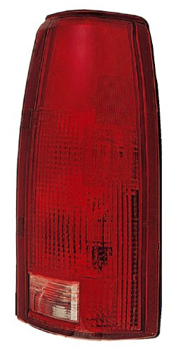 Eagle Eyes GM080-L000R GMC Passenger Side Rear Lamp Lens