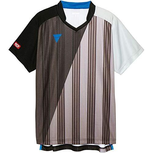 VICTAS(ヴィクタス) VICTAS V‐GS053 ユニセックス ゲームシャツ 31466 BK(ブラック) XS スポーツ レジャー スポーツ用品 スポーツウェア 卓球用品 その他の卓球用品 14067381 [並行輸入品] B07KSGQ9FR