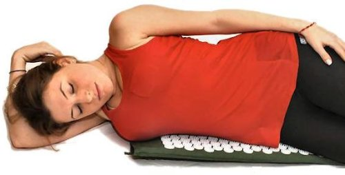 Nayoya Acupressure Mat For At Home Back Pain Sciatica