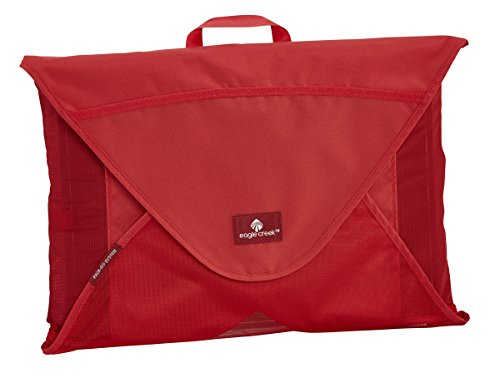Eagle Creek Travel Gear Luggage Pack-it Garment Folder Medium, Red Fire