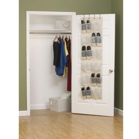 Household Essentials 20 Pocket Over the Door Organizer ()