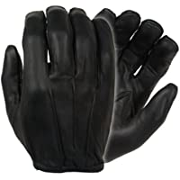 Damascus D20P Dyna-Thin Unlined Leather Gloves with Short Cuffs, Small by Damascus Protective Gear
