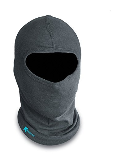 Balaclava Deluxe CoolMax® Everyday by Investa Face & Neck Mask (Motor Bikers / Outdoor Sports) by Kezzled