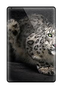 Lori Hammer's Shop Ultra Slim Fit Hard Case Cover Specially Made For Ipad Mini- Leopard