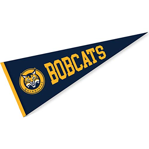- College Flags and Banners Co. Quinnipiac Bobcats Wool Pennant