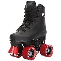 Patinaje sobre ruedas Chicago Boys (tamaño 3), negro