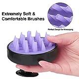 Heeta Hair Scalp Massager, Updated Wet and Dry Hair