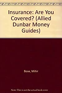Paperback Insurance: Are You Covered? (Allied Dunbar Money Guides) Book