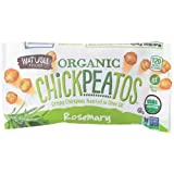 Watusee Foods Organic Rosemary Chickpeas, 1 Ounce - 8 per case.