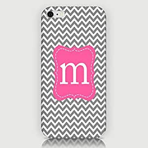 ZL Letter Pattern Back Case for iPhone 6 Plus