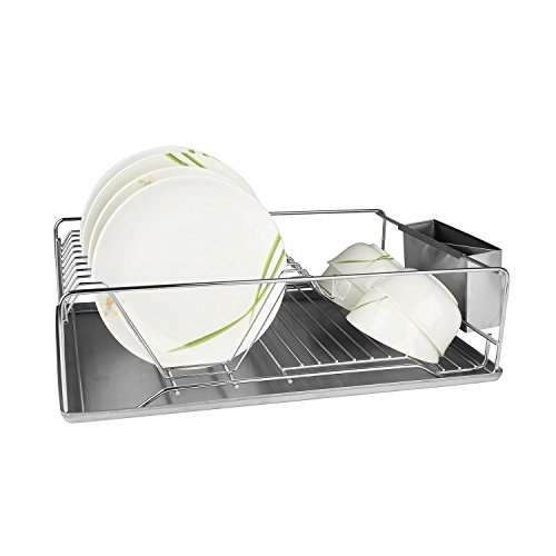 TeqHome Stainless Drying Kitchen Utensil product image