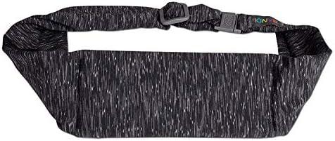 Comfortable Travel Medical BANDI Classic Pocket Belt Holds Phone for Running Adjustable Fit