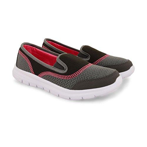Footwear Sensation - Botines mujer gris oscuro