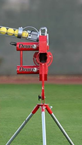 Heater Sports Deuce 2 Wheel Cricket Bowling Machine (Best Cricket Bowling Machine)